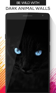 Blacker : Dark Wallpapers Screenshot