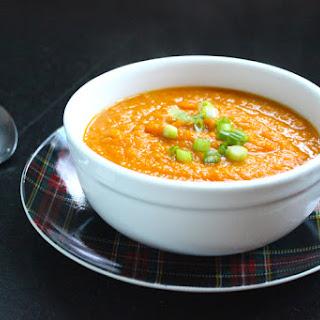 Miso Butternut Soup