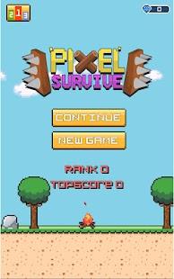 Pixel Survive- screenshot thumbnail