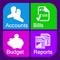 Home Budget Manager With Sync icon