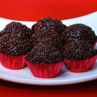 An Easy Recipe for Brazilian Chocolate Fudge Truffles