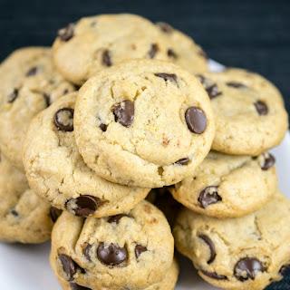 Classic Vegan Chocolate Chip Cookies.