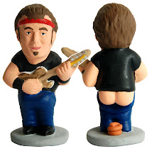 Photo: Caganer Bruce Springsteen