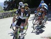 Dimension Data moet in de Vuelta met drie renners verder na opgave van Omar Fraile