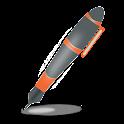 Master Note - Handwriting icon
