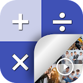 Calculator Vault App Lock : Hide Photo And Video