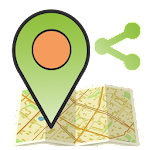 Map Bookmark / Streetview Player / GPX Viewer 2.6