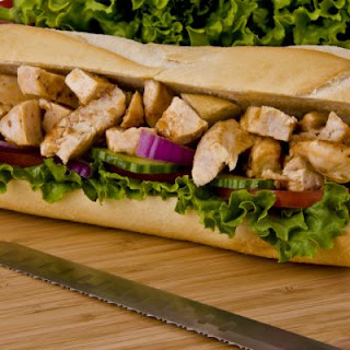 Subway-Inspired Sweet Onion Teriyaki Chicken