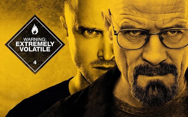 Breaking Bad - New Tab in HD