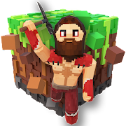 PrimalCraft: Cubes Craft & Survive Game