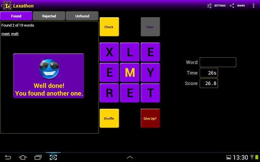 Lexathonu00ae word jumble apkpoly screenshots 9