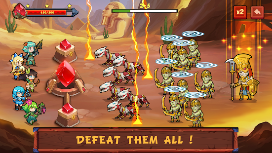How to hack Summon Heroes : New Era for android free