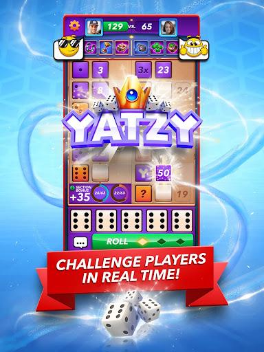 Yatzy Dice Clash ud83cudfb2 Dice Game 1.2.2 screenshots 7