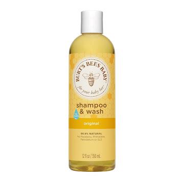 Shampoo y Baño  Ducha   Bebe Burt Bees Baby Bee 235 Ml