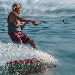 by Sarita Jithin - Sports & Fitness Watersports