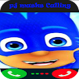 fake call pj masks 2018