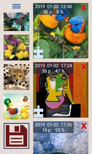 Jigsaw Puzzles  captures d'u00e9cran 2