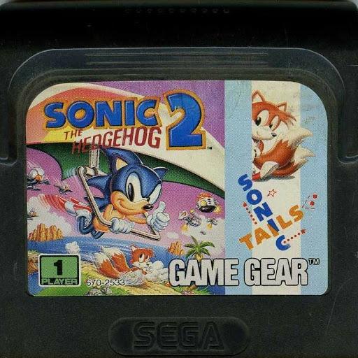 Handheld Video Game Sega Game Gear Sonic The Hedgehog 2 Sega Google Arts Culture