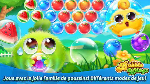 Bubble Wings: offline bubble shooter games  APK MOD (Astuce) screenshots 6