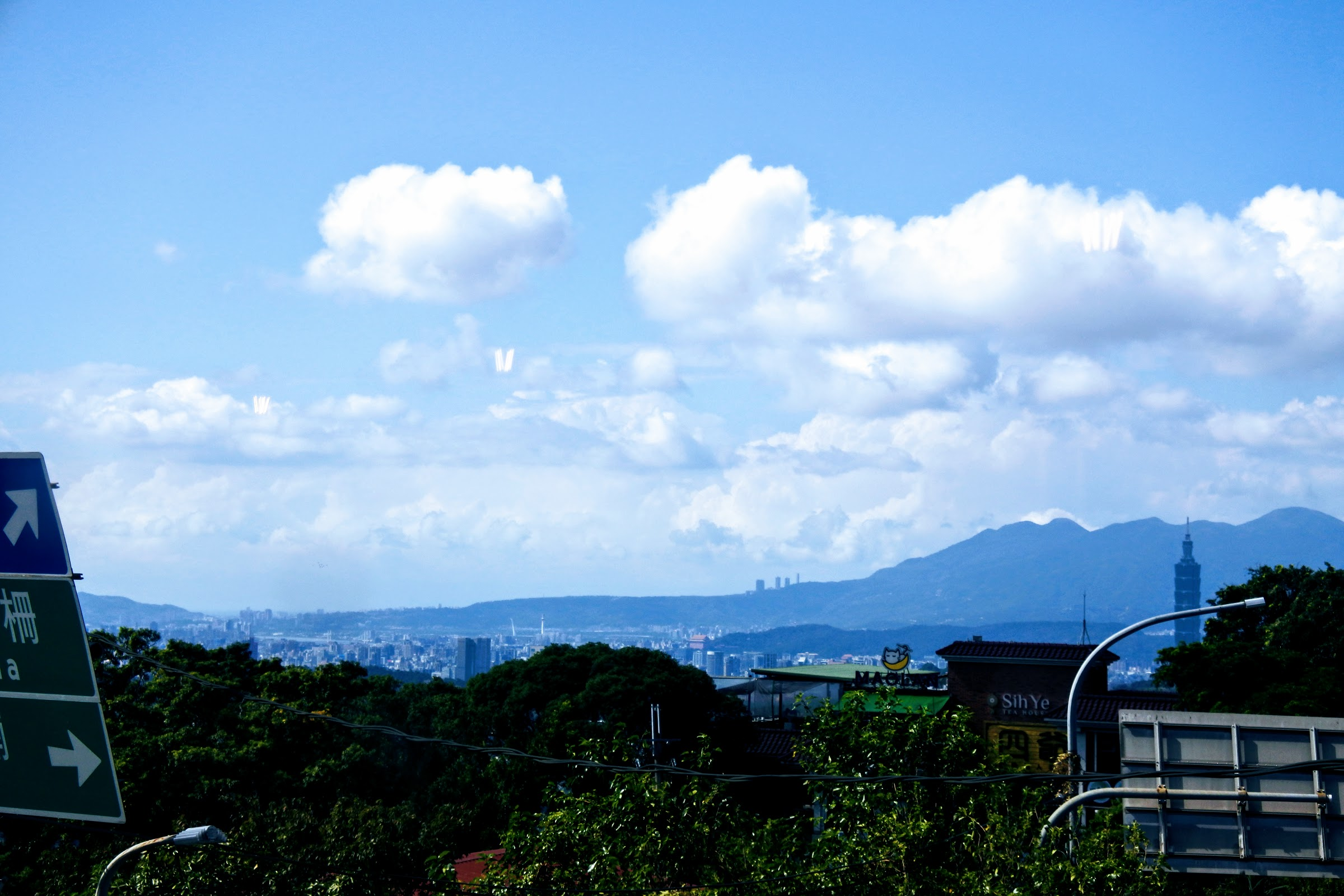 Maokong can also be visited during 3 nights in Taiwan trip