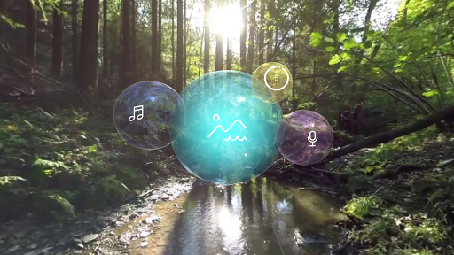 Relax VR: Rest, Relaxation & Meditation in VR Programos Android screenshot