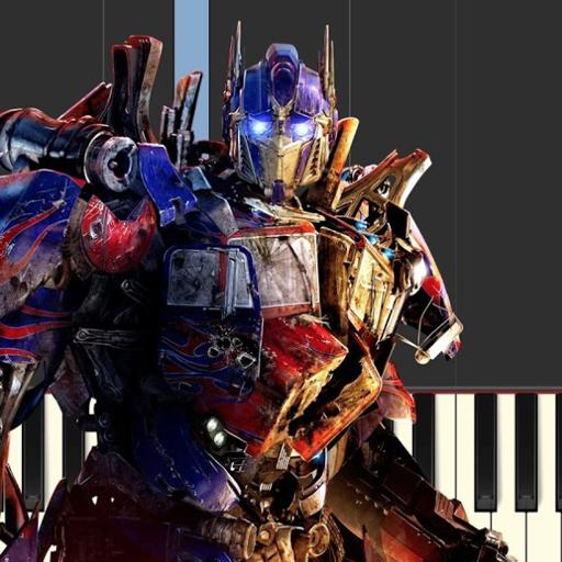 Transformers Piano Tiles 🎹