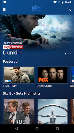 Sky Go PR17.3.7-1100 screenshots 1