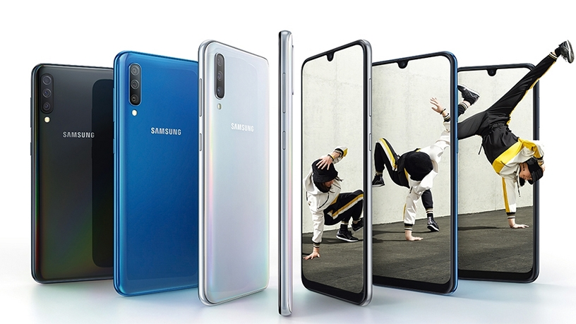 Samsung Galaxy A-series lands in SA.