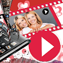 Mother Day Video Maker With Song And Frames icon