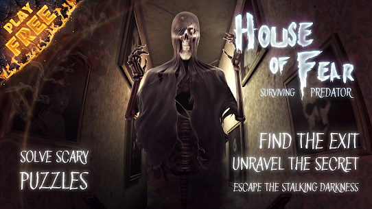 House of Fear: Surviving Predator App Download For Android 10