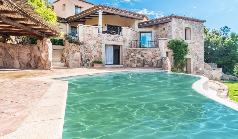 Villa avec jardin et terrasse Abbiadori