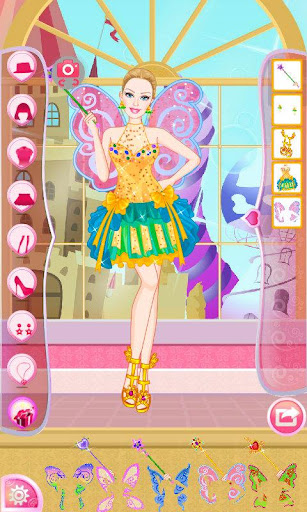 Mafa Fairy Secret Dress Up