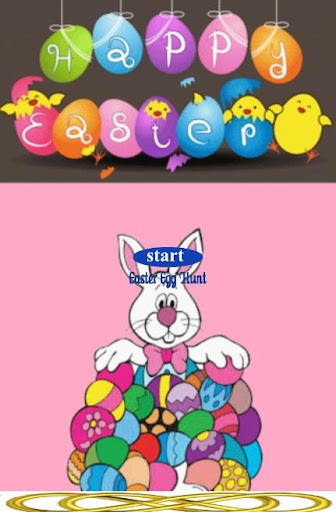 Easter Egg Hunt Match Game 2