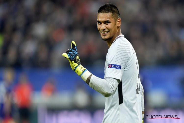 """La nouvelle doublure de Thibaut Courtois veut saisir sa chance : """"Il y a des opportunités dans le foot"""""""