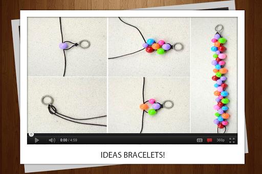 Tips for bracelets