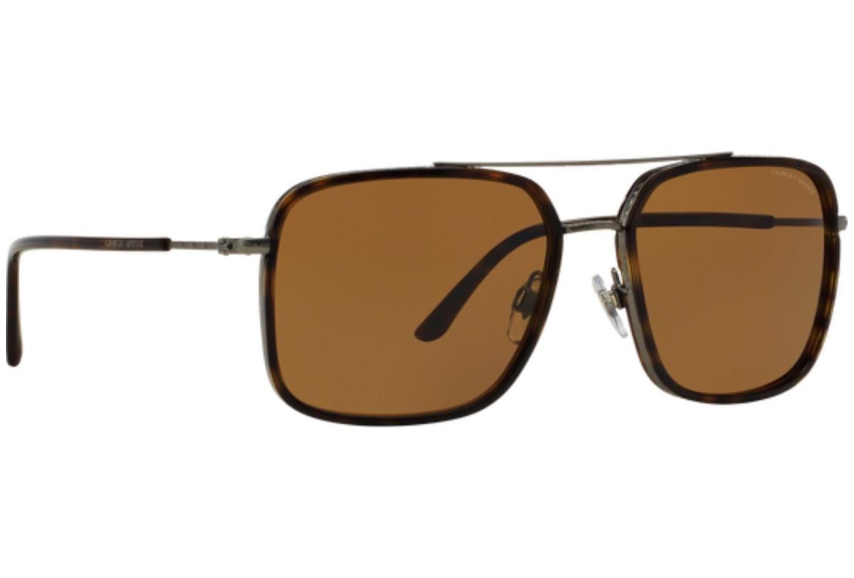 8e04ab9974c Polarized Sunglasses Giorgio Armani AR6031 C58 300383