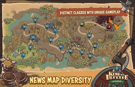 King Of Defense MOD (Unlimited Diamonds/Coins)[Latest] 4