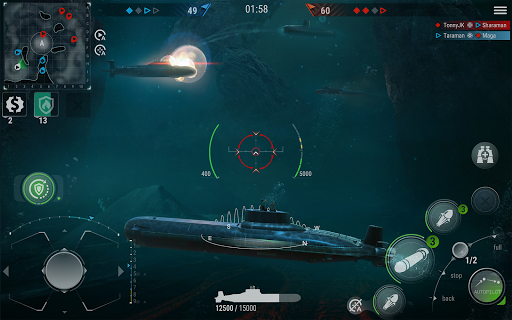 WORLD of SUBMARINES: Navy Shooter 3D Wargame 2.0 screenshots 17