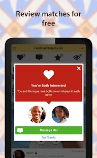 CaribbeanCupid - Caribbean Dating App- screenshot thumbnail