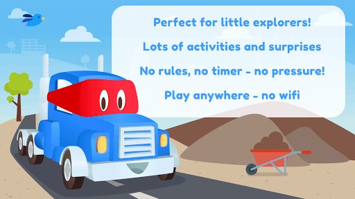 Carl the Super Truck Roadworks: Dig, Drill & Build 1.4.3 {cheat|hack|gameplay|apk mod|resources generator} 5