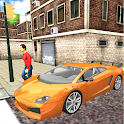 Car Driving Stunt Simulator 3D icon