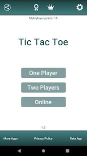 Download Tic Tac Toe For PC Windows and Mac apk screenshot 3