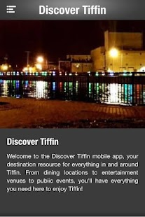 Discover Tiffin!- screenshot thumbnail