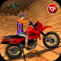 Well Of Death Stunt Bike Drive icon