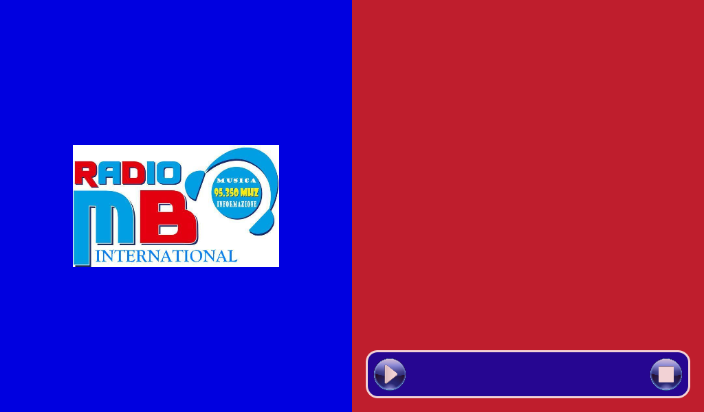 Radio MB International- screenshot