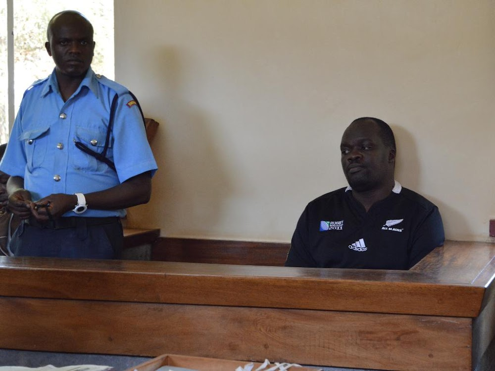 Robert Alai arrested after posting gory photos of slain cops