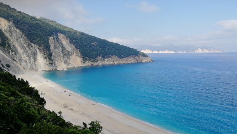 Кефалония июль 2018: Ласси, Агия Ефимия, Фискардо, Сами - на автомобиле по острову