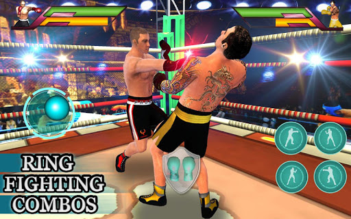 Royal Wrestling Cage: Sumo Fighting Game 1.0 screenshots 11