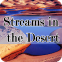 Streams in the desert - Offline icon