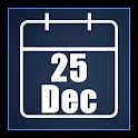 Countdown to Christmas icon